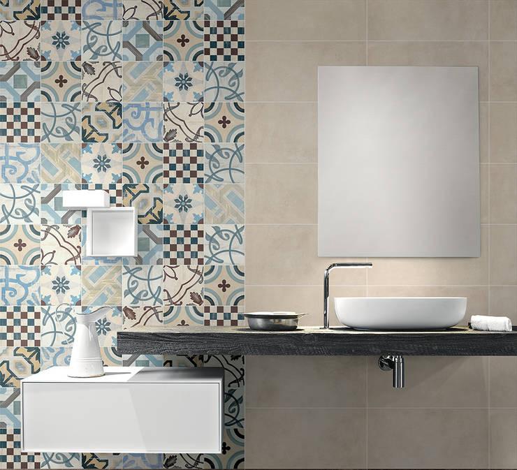 moderne Badezimmer von Ceramiche Addeo