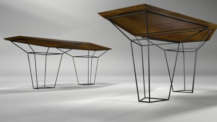 Furniture Design:  Dining room by antonygibbondesigns