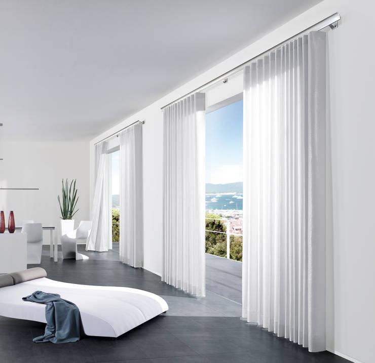 Windows & doors  by interstil Vorhanggarnituren