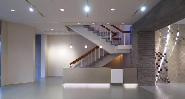 カッパ橋のショールーム: abanba inc.が手掛けた商業空間です。