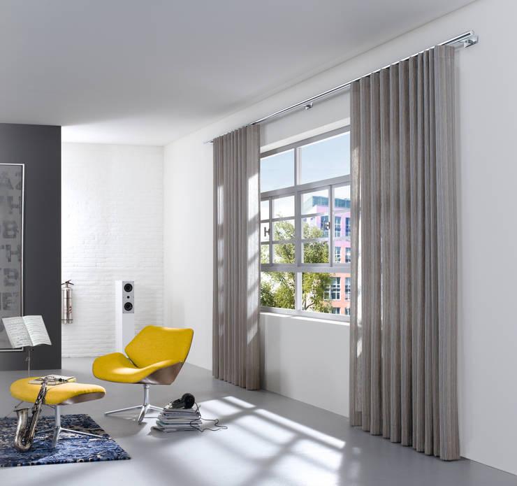 """Wellenvorhang """"W3"""":  Fenster & Tür von interstil Vorhanggarnituren"""