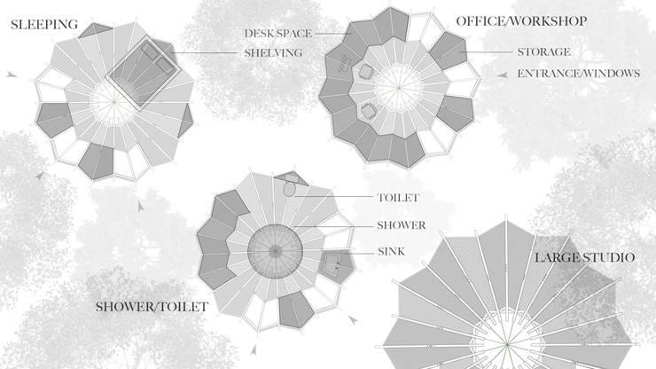 The Nook:  Houses by antonygibbondesigns