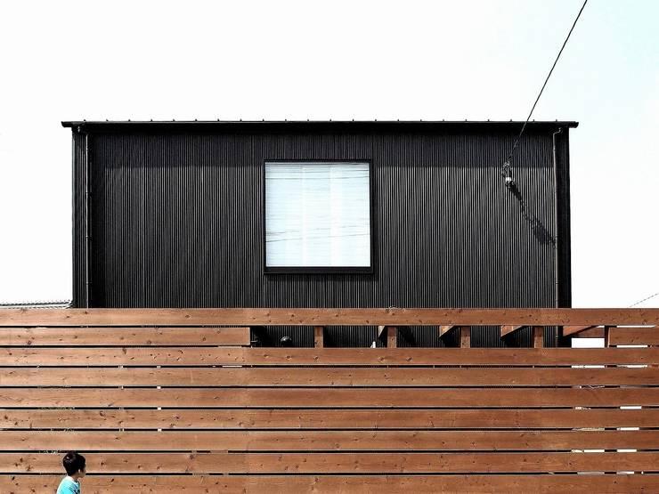 Ik-house: AtelierorB  が手掛けた家です。