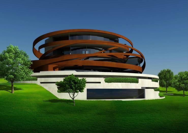 House Bok :  Houses by Nico Van Der Meulen Architects