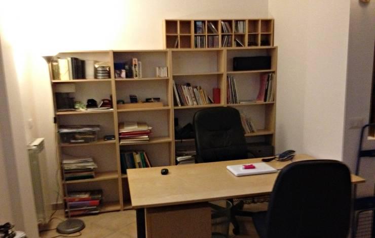 Angolo studio prima: Studio in stile in stile Moderno di LET'S HOME