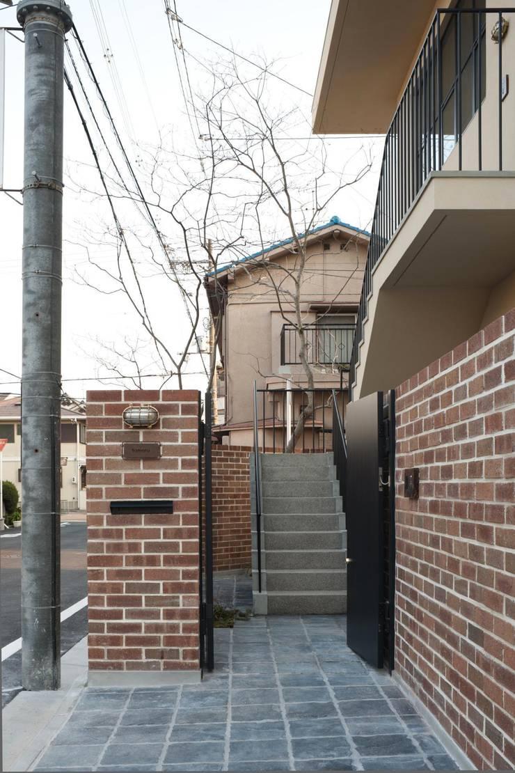 Tm house: 市井洋右建築研究所が手掛けたです。
