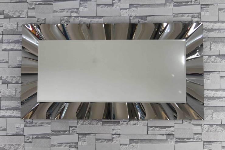 Anadolu Ayna – Dalgalı Dikdörtgen Ayna:  tarz İç Dekorasyon