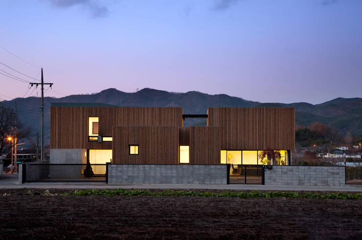 Projekty,  Domy zaprojektowane przez ADF Architects