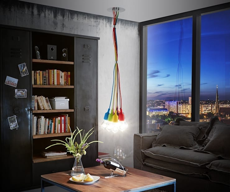 Living room by DELIFE