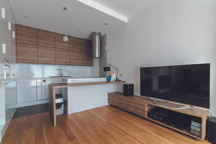 I_003: styl , w kategorii Kuchnia zaprojektowany przez SNCE Studio