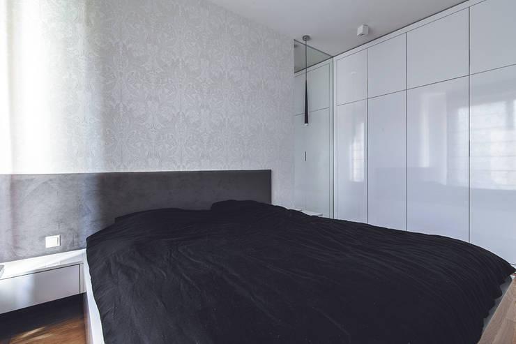 I_003: styl , w kategorii Sypialnia zaprojektowany przez SNCE Studio,Minimalistyczny