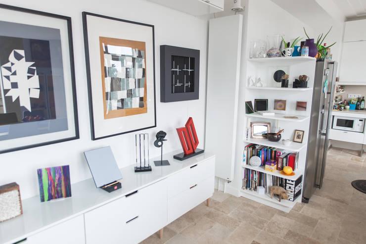 Salon: Salon de style  par Lise Compain