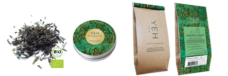 Flavours:  Eetkamer door Yeh Tea Food Couture