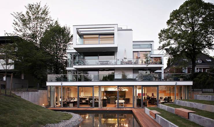 Huizen door reichardt architekten