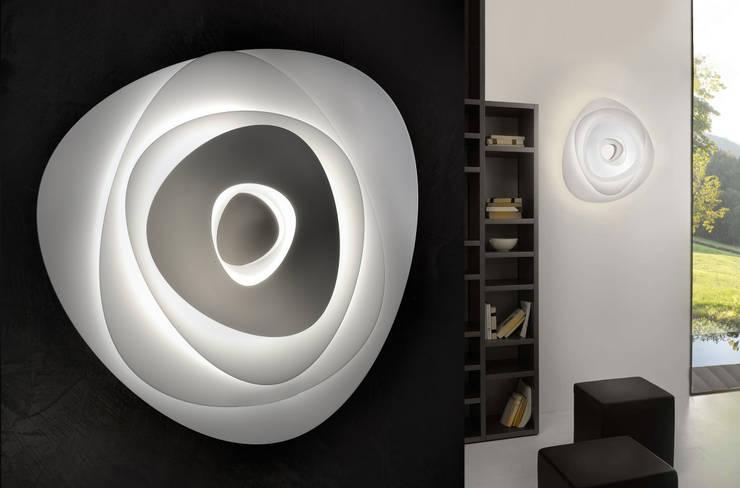 Akuos:  Wohnzimmer von Lorenzo Radaelli