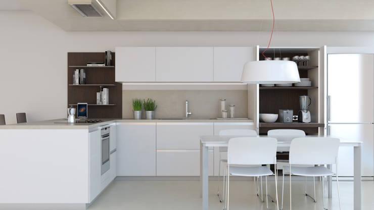 Icon Ernestomeda: Cucina in stile  di Onlydesign
