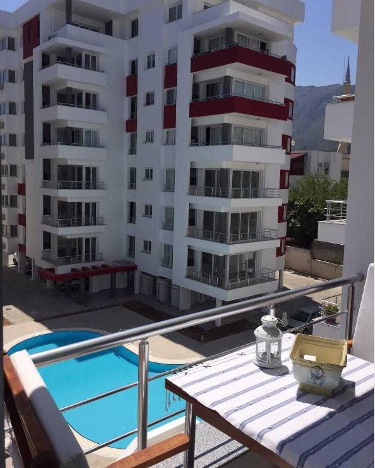 ÖZYALÇIN CONSTRUCTION  – Kyrenia 360:  tarz Evler, Klasik