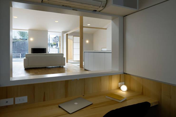 ヌリノイエ: mattchが手掛けた和室です。