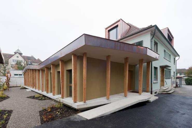 Haus S Winterthur:  Häuser von Coon Architektur