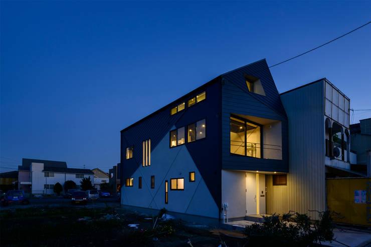 H建築スタジオ의  주택