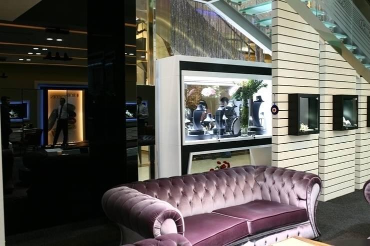 COD Mimarlık Ltd. – DAMAS / PANORA AVM:  tarz Alışveriş Merkezleri