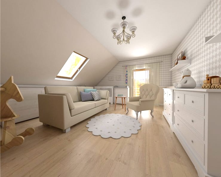 pokój: styl , w kategorii  zaprojektowany przez atoato,Klasyczny