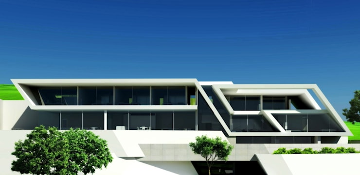 House Bes :  Houses by Nico Van Der Meulen Architects