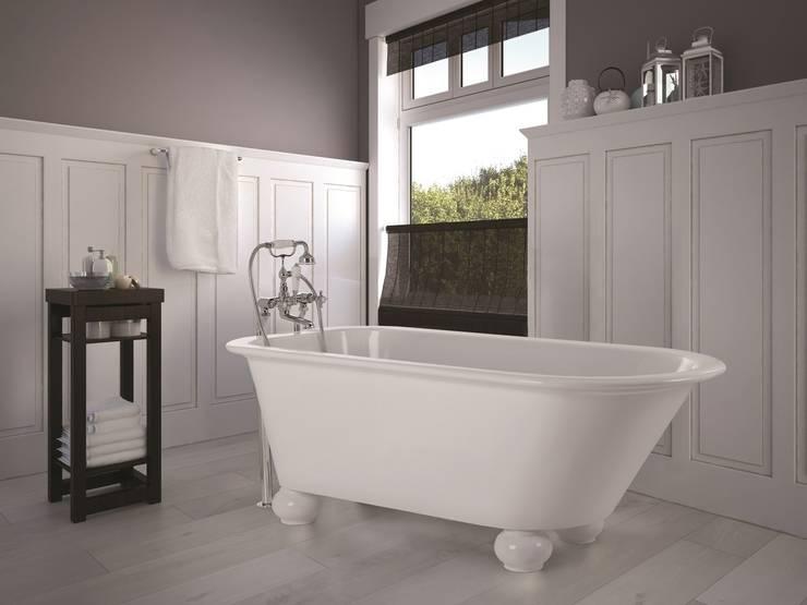 Projekty,  Łazienka zaprojektowane przez BC Designs