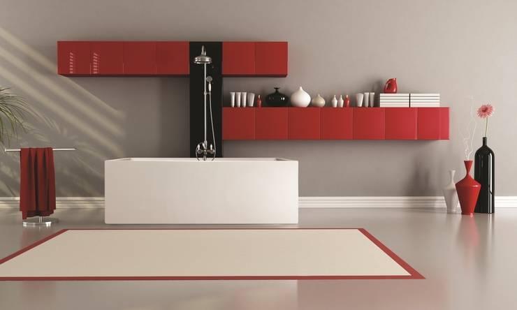 BC Designs의  욕실