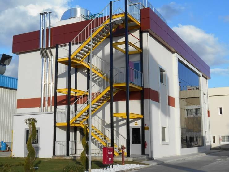 Etüd Mimarlık Müşavirlik İnş. San. Tic. Ltd. Şti.  – KANSAI ALTAN  KALİTE KONTROL LABORATUVARI:  tarz Ofis Alanları