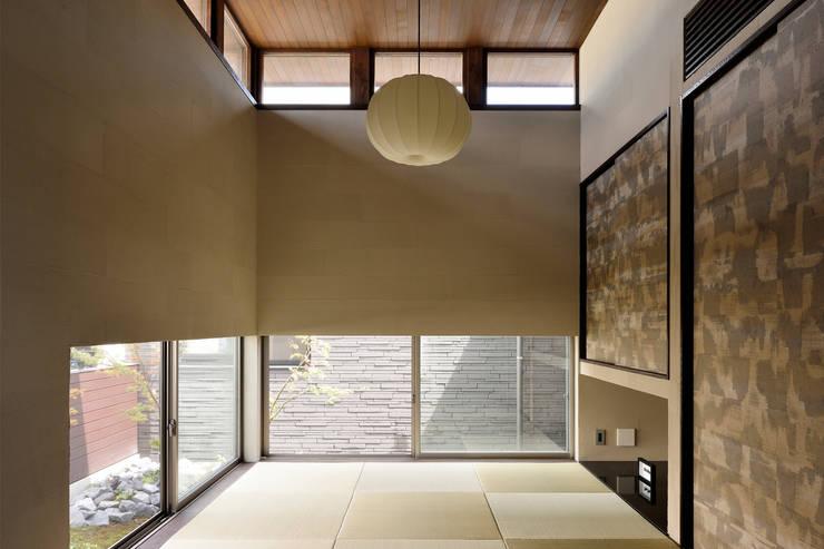 和室: H建築スタジオが手掛けた和室です。,