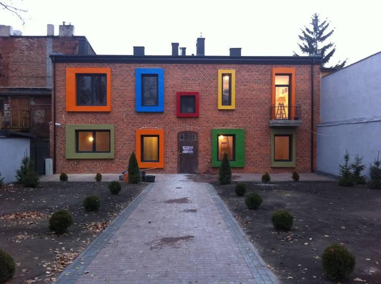 Voor en na: een huis krijgt weer kleur
