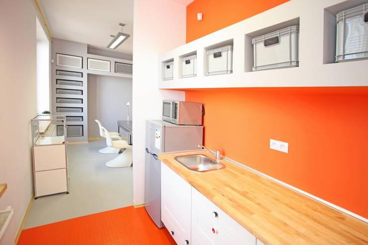 Kitchen by REFORM Konrad Grodziński