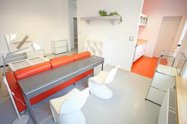 modern Study/office by REFORM Konrad Grodziński