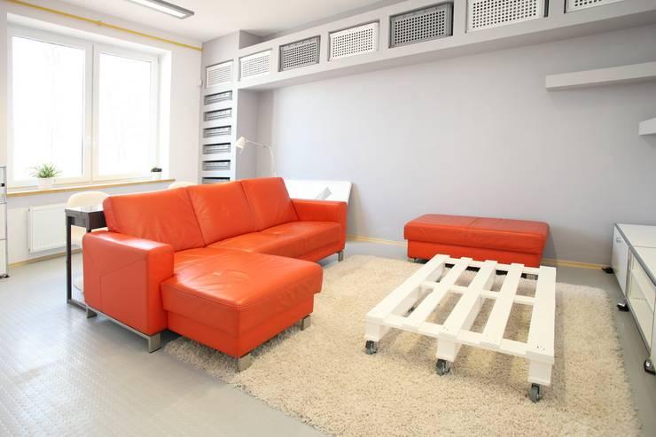 Living room by REFORM Konrad Grodziński