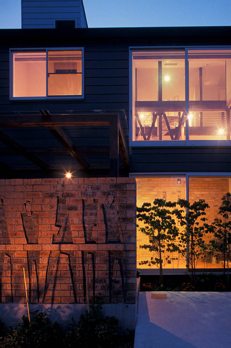 ドイツを望むパッシブハウス: ジェイ石田アソシエイツが手掛けた家です。,北欧
