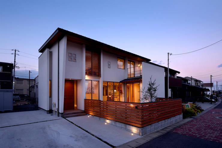 Case in stile  di H建築スタジオ