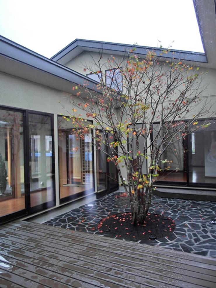 IDEAL: 株式会社IDEAL建築設計研究所が手掛けたテラス・ベランダです。
