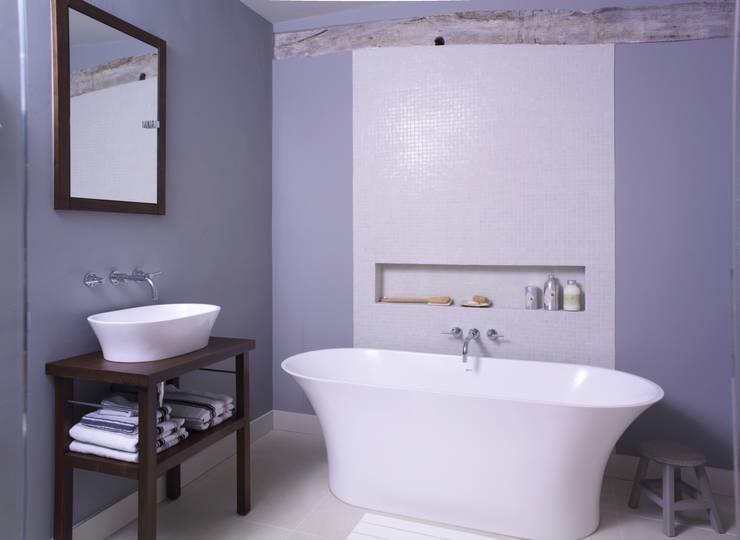 modern Bathroom by BC Designs