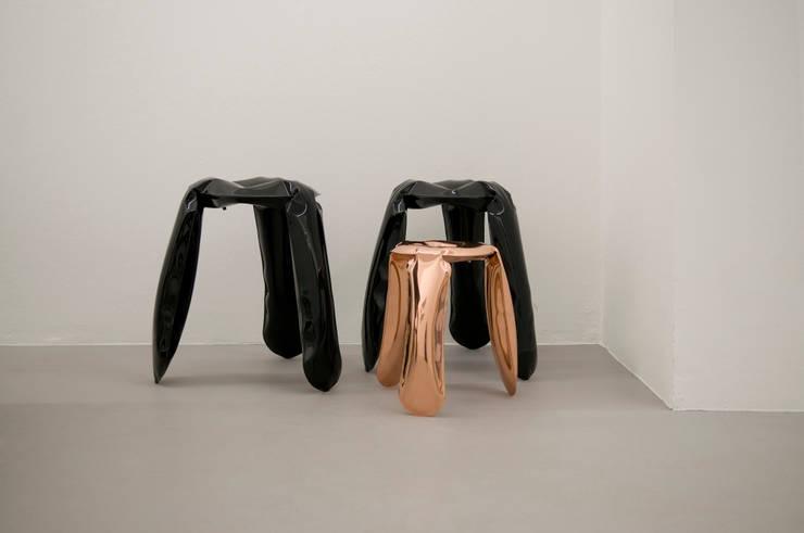 PLOPP STANDARD & COPPER MINI: styl , w kategorii Salon zaprojektowany przez Zieta Prozessdesign