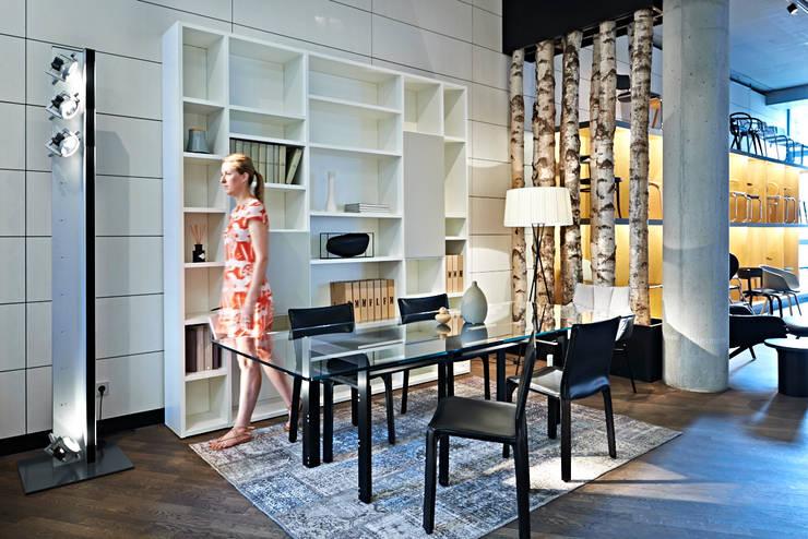 minimum einrichten im stilwerk:  Commercial Spaces by minimum einrichten GmbH