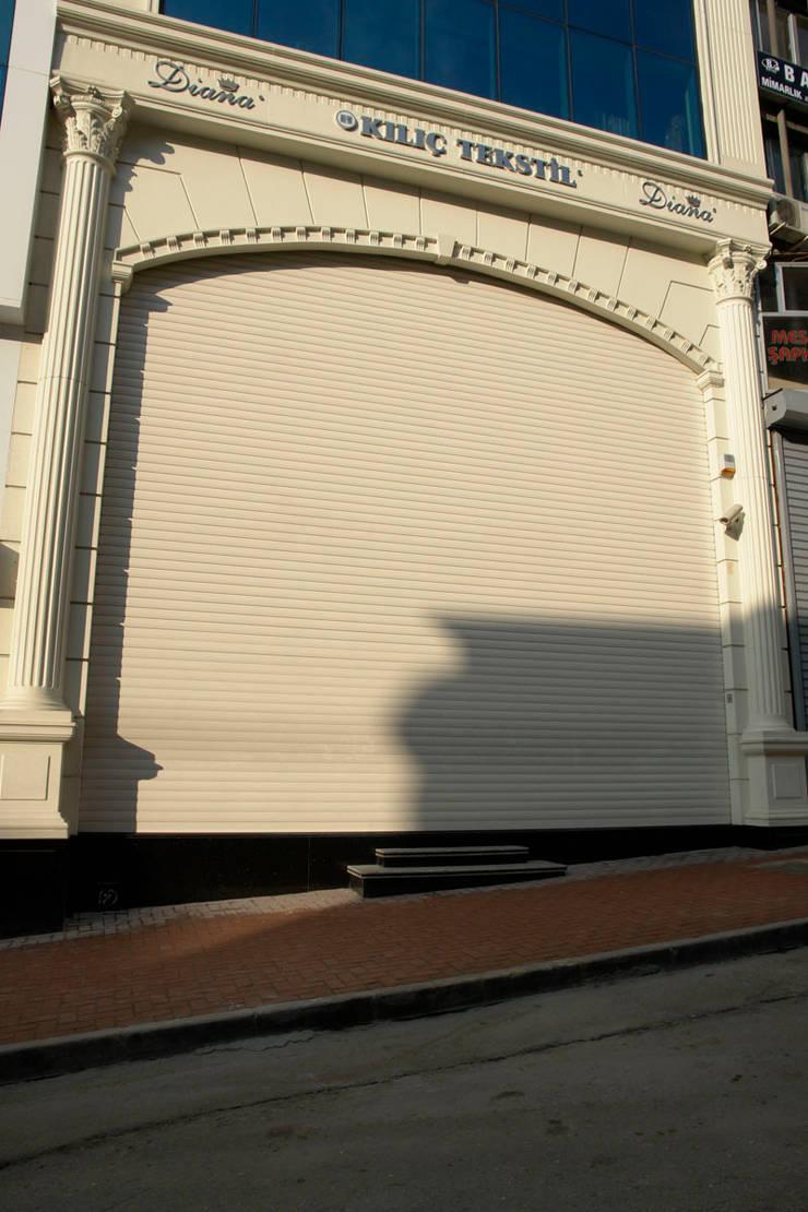 Kcc yapı dekarasyon – Otomatik kepenk: modern tarz Pencere & Kapılar