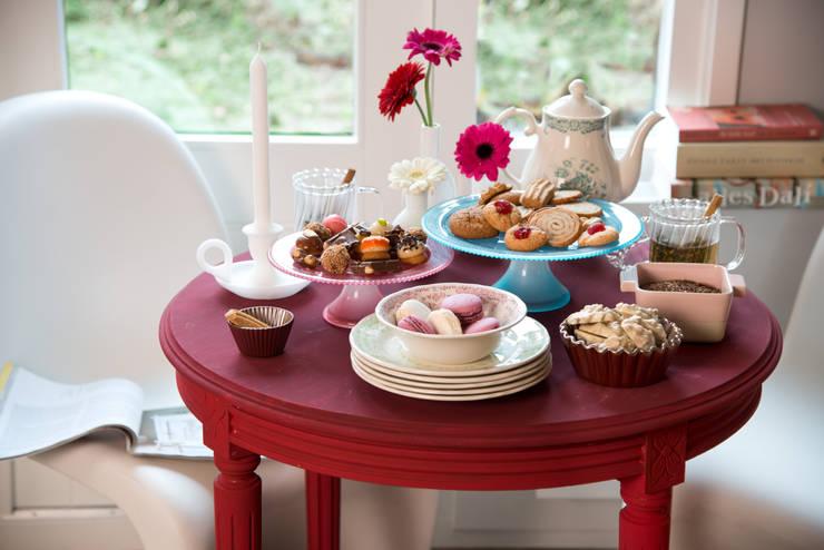 High tea in Romantische stijl - voor:   door Bitossi Home, Rustiek & Brocante
