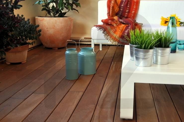 #terrazaJERÓNIMOS: Terrazas de estilo  de +2