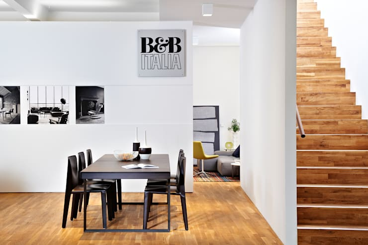 B&B ITALIA Brandstore:  Commercial Spaces by minimum einrichten GmbH