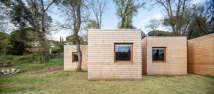 Houses by Alventosa Morell Arquitectes, Modern