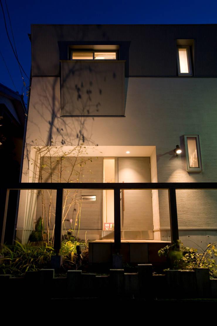 メロディーが囁く家: ジェイ石田アソシエイツが手掛けた家です。