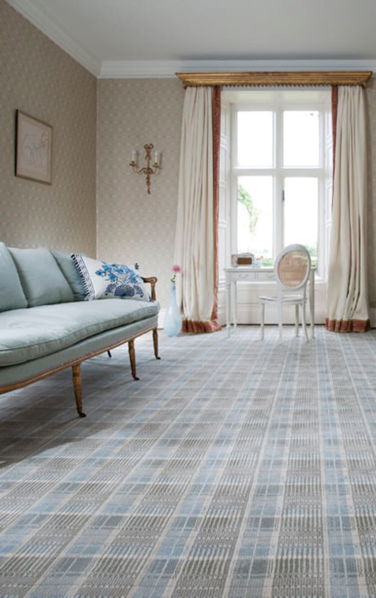 Flock carpets made in 100% Laneve, a premium wool sourced from Wools of New Zealand:  Walls & flooring by Flock Living