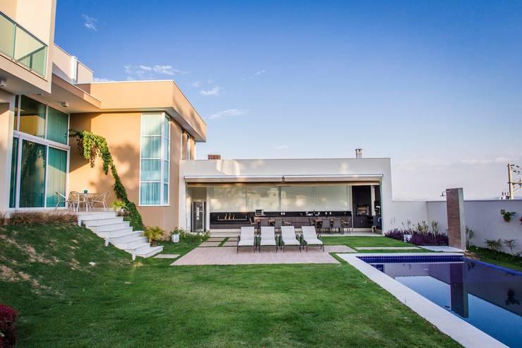 Projeto HP 05: Casas modernas por HAUS