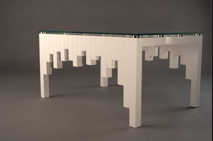 Tetris: styl , w kategorii Salon zaprojektowany przez This is minimal,